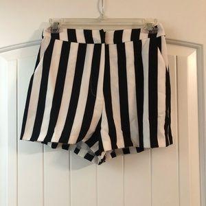 Fashion Nova Shorts - High waist shorts